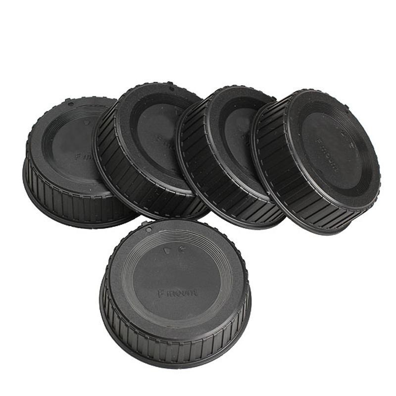 5pcs Rear Lens Cap Cover for All Nikon AF AF-S DSLR SLR Camera LF-4 Lens Anti-Dust Lens Protective