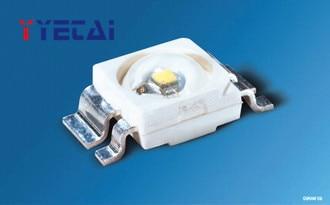 YongYeTai LED LCD Телевизор подсветка бусины 2828 лампа Бусины 1 Вт 9В холодный белый свет 90LM Бесплатная доставка