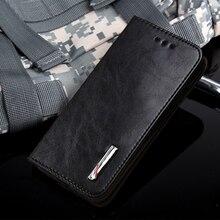 AMMYKI Thl t200 case  built-in pocket odorless style flip leather Mobile phone back cover 6.0For thl t200c flip leather cases