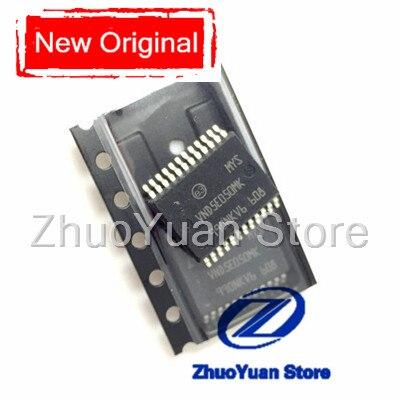 5 pcs VND5E050MK VND5E050 HSSOP24 Novo Chip IC originais