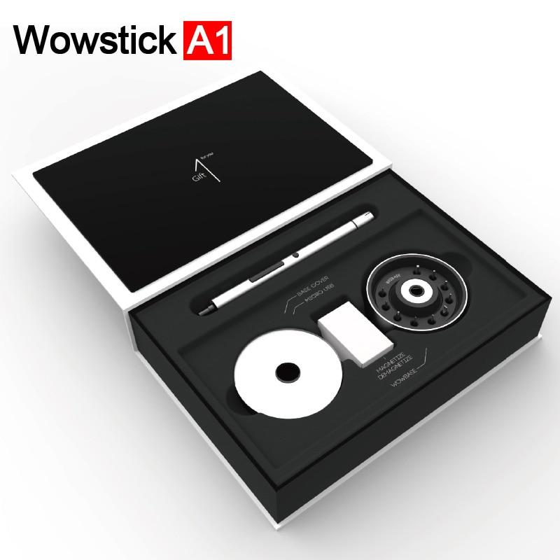 Wowstick A1 mini destornillador eléctrico inalámbrico para reparación de cámara de teléfono móvil herramientas eléctricas mini taladro eléctrico