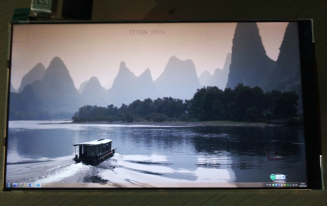6 pulgadas AUO IPS 2560*1440 2K 60hz módulo Monitor LCD para DIY VR de Oculus Rift DK1 DK2 Realidad Virtual de realidad Virtual 1440P pantalla
