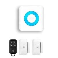 ETiger     sirene dinterieur sans fil S6A  systeme dalarme de localisation pour la securite a domicile