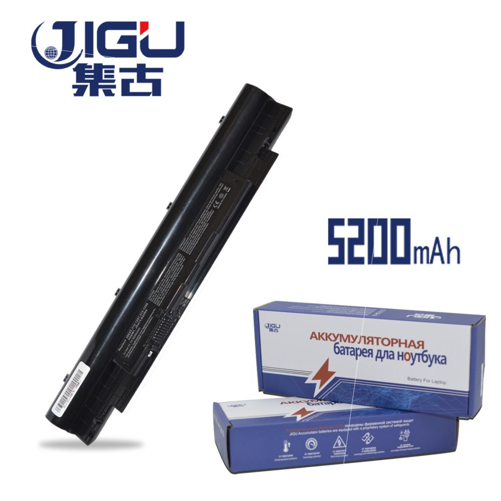 Jigu nova bateria do portátil para dell 268x5 jd41y h2xw1 para inspiron n411z para vostro v131 v131d v131r n311z para latitude n2dn5 3330