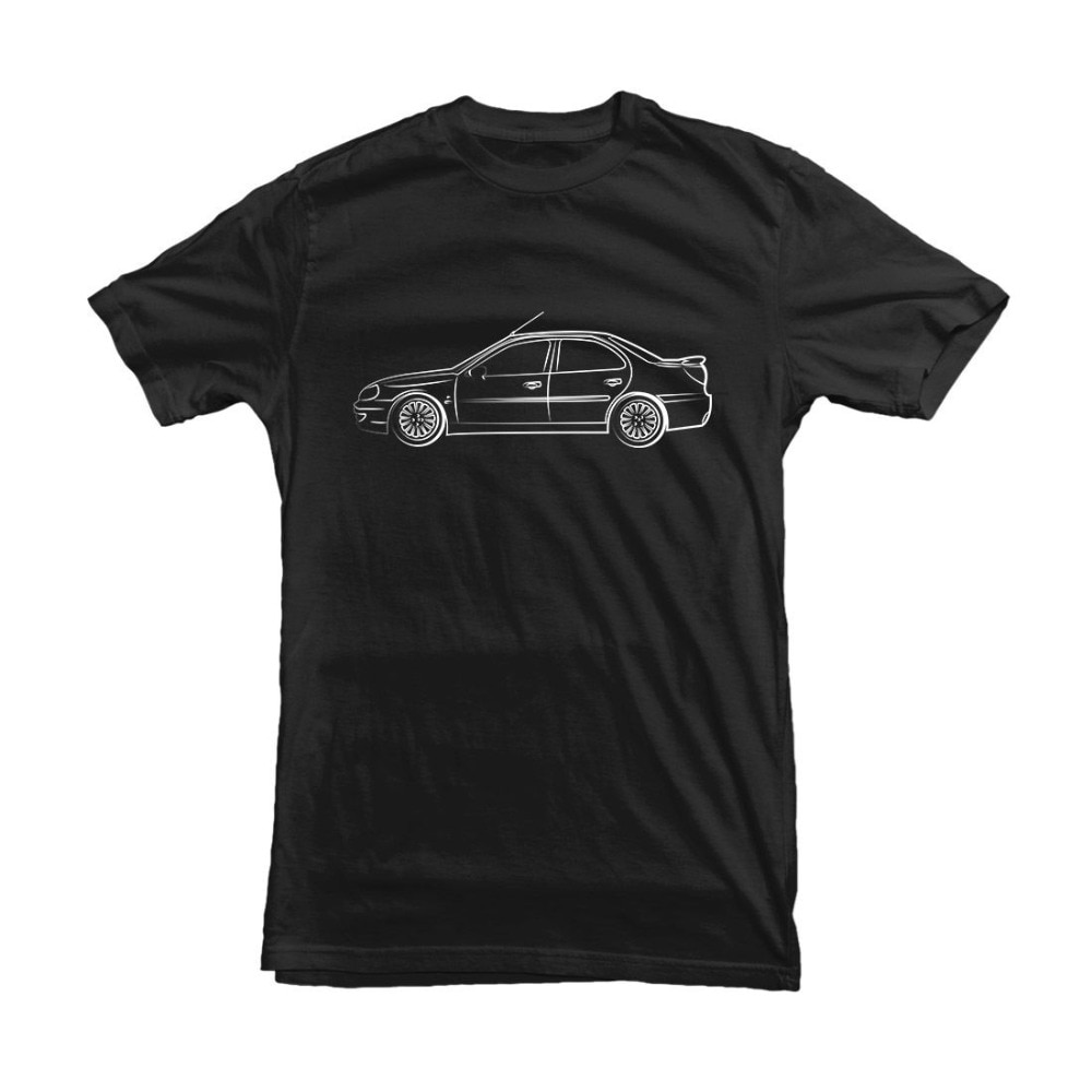 2019 Newest American Classic Car Mondeo ST200 S M L XL XXL High Quality Tee Gift Men White Grey Black 100% Cotton Brand New