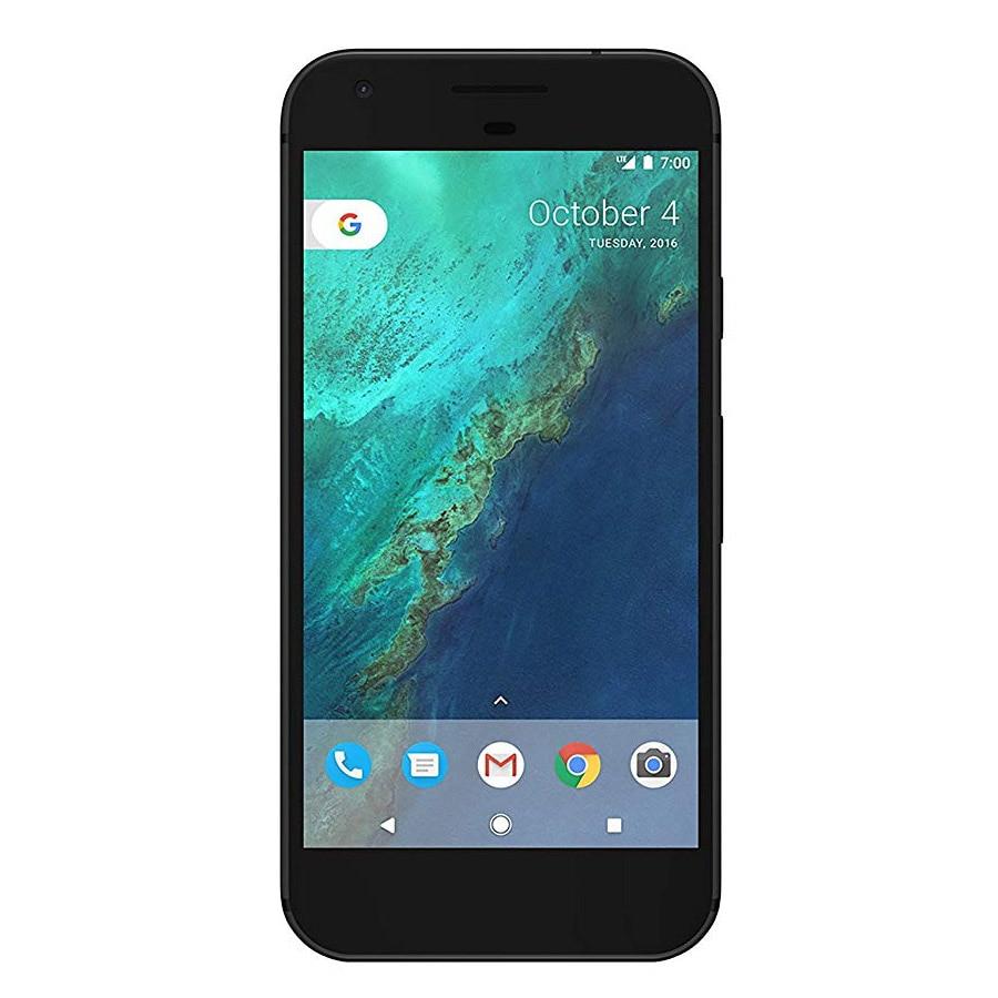 Teléfono Móvil Google Pixel XL, versión estadounidense, 4GB RAM, 32GB/128GB ROM, 4G, so Android 5,5, Snapdragon, Quad Core, reconocimiento de huella dactilar
