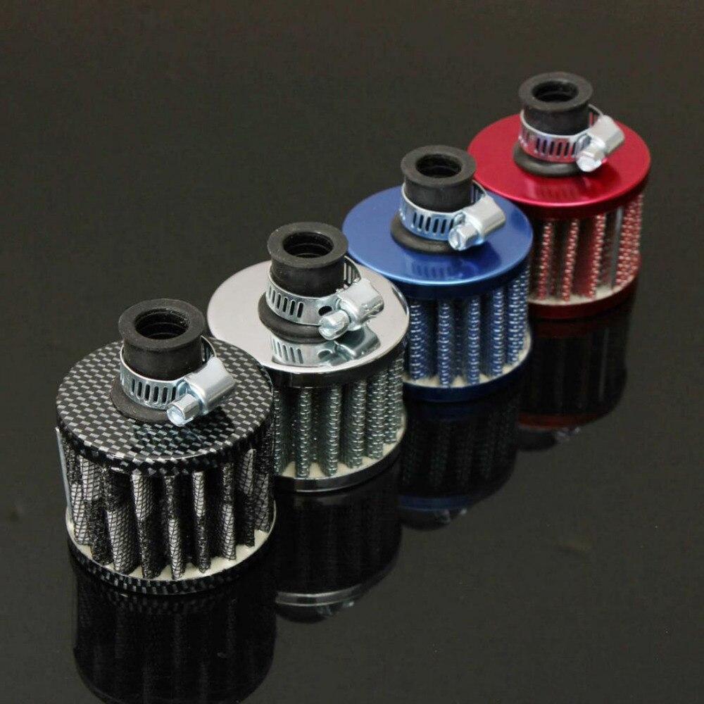 ¡Producto nuevo! Kit de Filtro de aire frío de aceite de Motor de 12mm cárter de estator respiradero de cubierta de ventilación en venta
