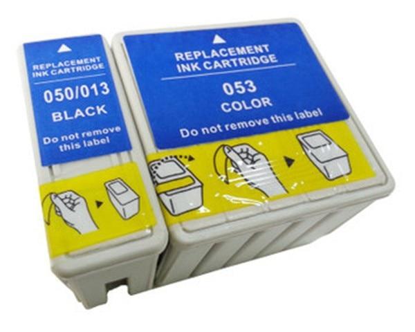 S020108 S020189 T051 T014 S020191 T052 Substituição de Cartuchos de Tinta Para Stylus Color 1160 1520 1520K Digitalizar 2000 2500 2500Pro