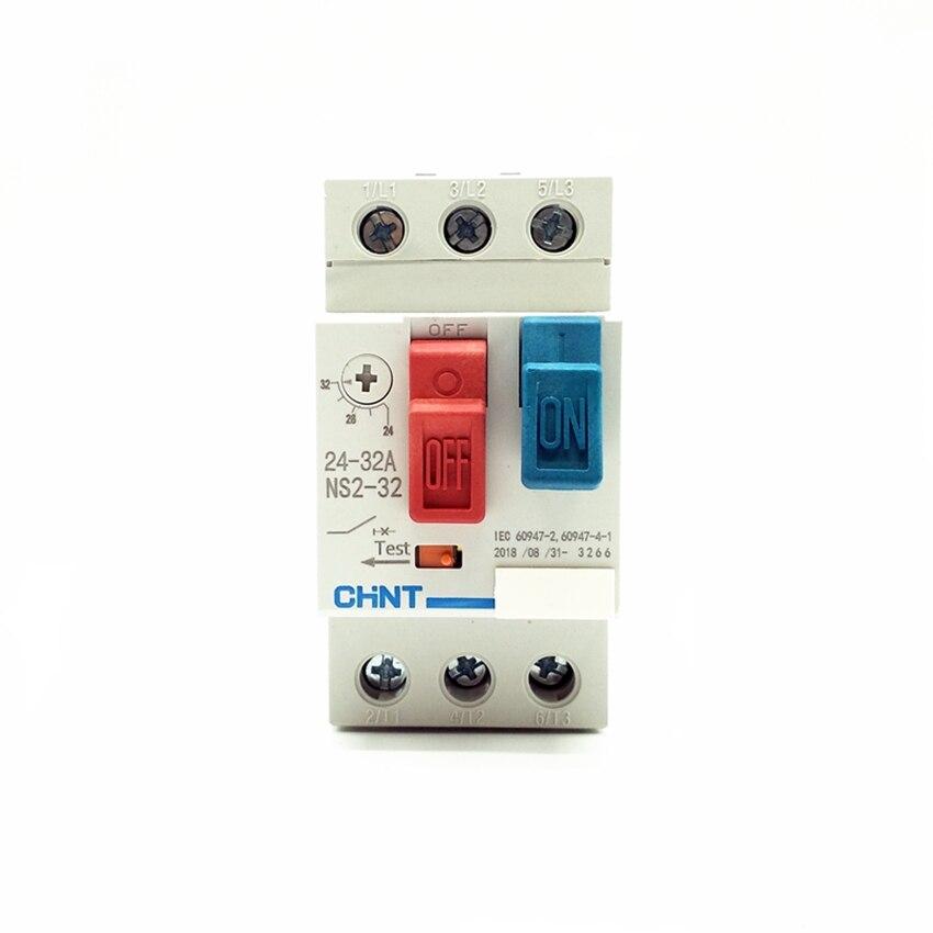 CHINT NS2-32 24-32A دليل المحرك كاتب