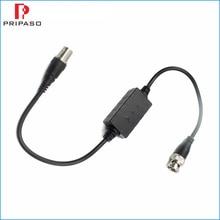 HD Video Boden Loop Isolator für HDTVI CVI AHD 720 P/1080 P 800V Einzigen Kanal HD boden schleife Isolation Widerstand 100M Omhs