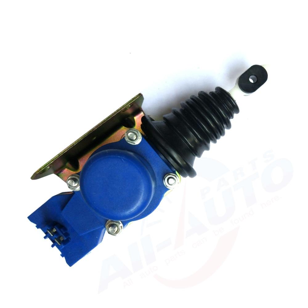 1 unidad de actuador de puerta trasera, actuador de puerta de maletero para Montero Pajero 83-99 V23W V24W V25W V26W V43W V45W V46W