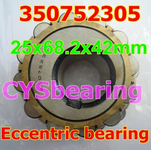 Excentricidade = 3.5 excêntrico rolamento 350752305 id 25mm od 68.2mm 2
