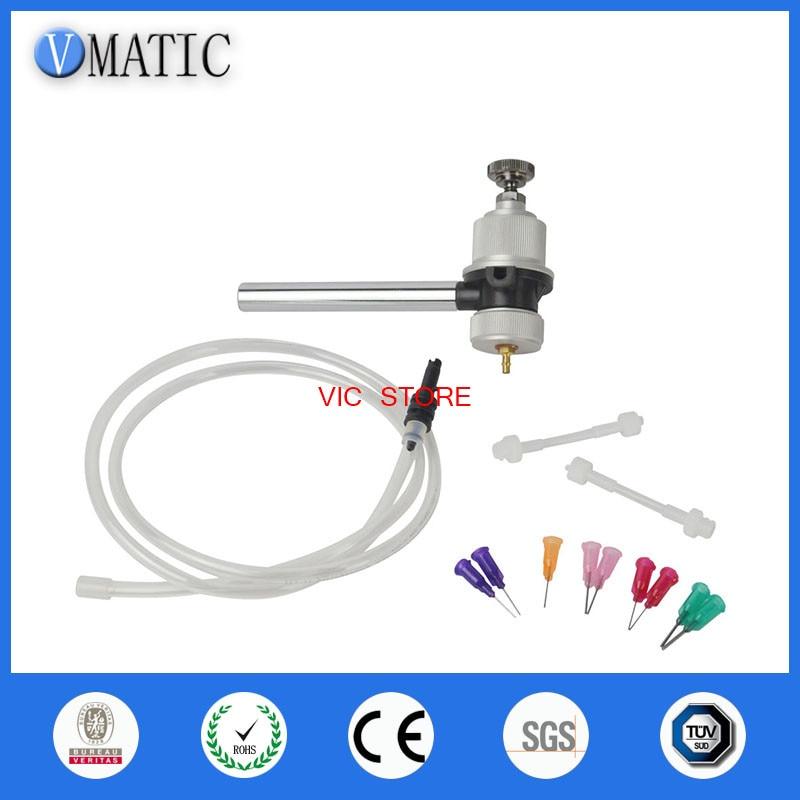 Free Shipping High Quality Pinch Tube Glue Dispensing Nozzle Needle Valve