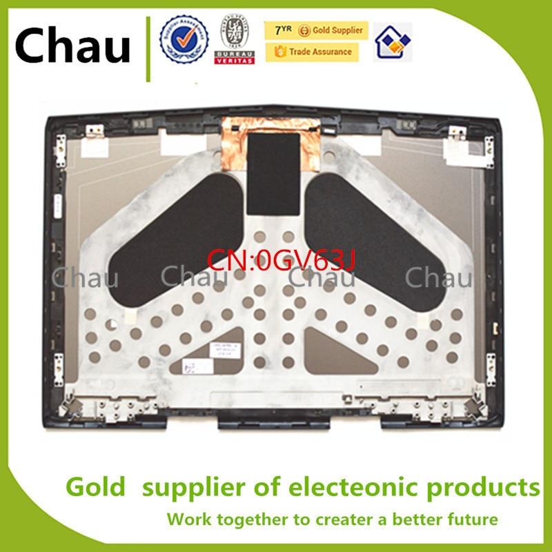 Nuevo para Dell Alienware M15X R3 LCD contraportada 0P4JR6 0GV63J