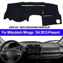 Auto Dashboard Cover Voor Mitsubishi Mirage / Mirage G4 2012 2013 2014 2015 2016 2017 2018 2019 Presen Lhd Van rhd Auto Zonnescherm