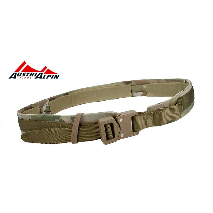 """TMC Ranger Riggers cinturón Austri Alpin hebilla de separación rápida 2 """"táctico militar cinturón Multicam(SKU051319)"""