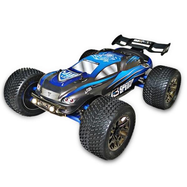 JLB Racing J3SPEED 1:10 4WD RC Off-road Truggy 100km/h+ / 120A Waterproof ESC / Wheelie