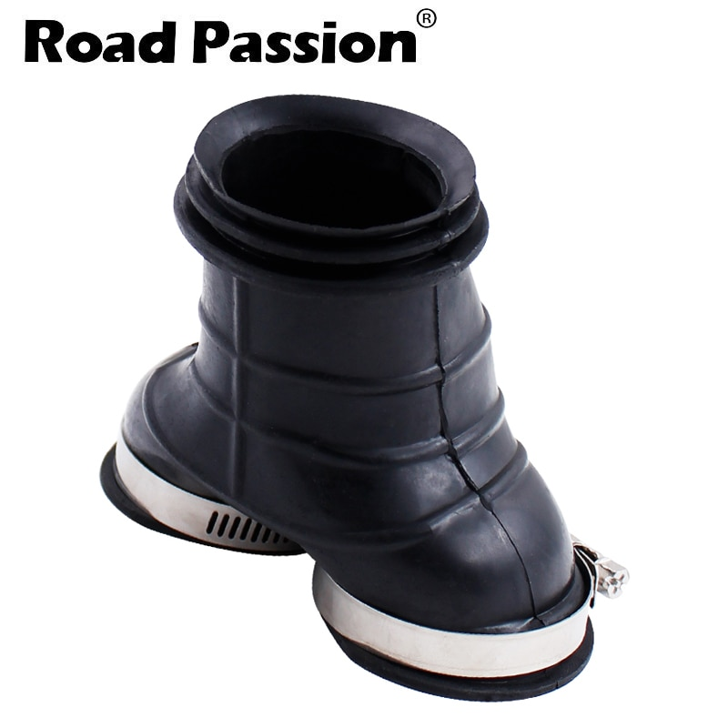 Дорожный Passion МОТОЦИКЛ КАРБЮРАТОР воздушный фильтр впускной трубы коллектор для Honda Rebel CMX250 CA250 96-11 CMX250C DD250 QJ250
