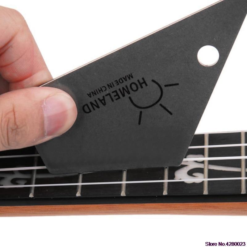 2020 Новый ласт инструмент уровня качалки треугольная линейка стальные производители лютье инструмент для настройки гитары поставки