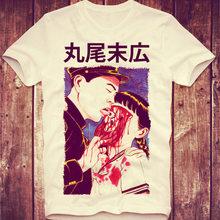 SUEHIRO MARUO T 셔츠 EYEBALL LICK SUEHIRO MARUO CULT 일본 클래식 만화 만화 공포 AUGE 할로윈 끔찍한 티셔츠 New Top