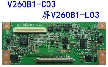 Envío Gratis, IC, nuevo V260B1-C03, placa lógica, para la pantalla LCD de T-CON CHIMEI, en stock