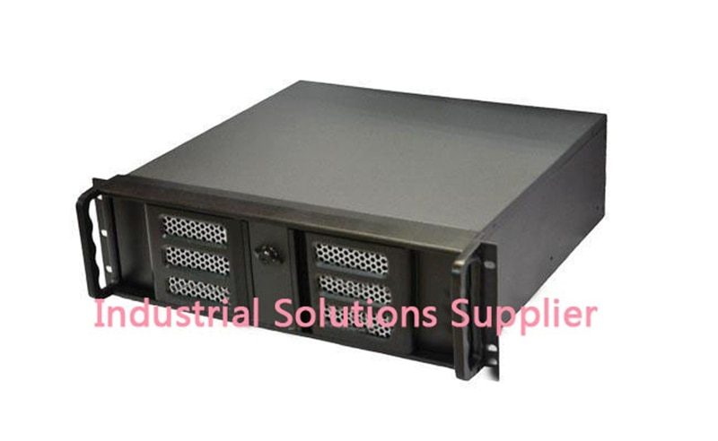 New 3U Short Box Double Open Aluminum Door Quality 3U Server Computer Case Nvr