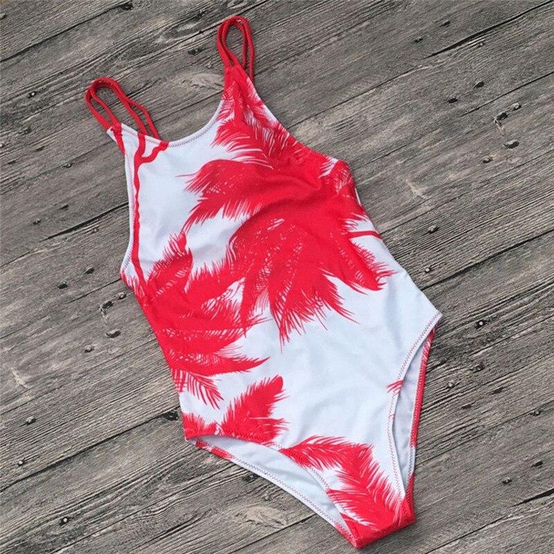Nuevo verano natación Playa Mujeres una pieza traje de baño playa traje de baño push-up Monokini Bikini baño calidad perfecta