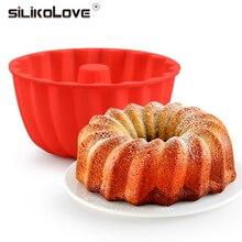 Moldes de bolo mini silicone moldes para pratos de cozimento tortas pão bolo antiaderente bakeware bandejas panelas