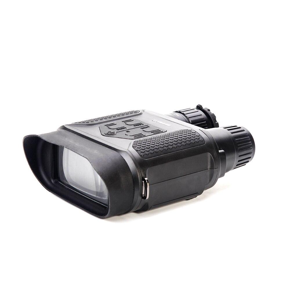 7x31 400m/1300ft visión nocturna infrarroja Digital visión diurna/nocturna Binocular caza telescopio foto cámara grabadora de vídeo