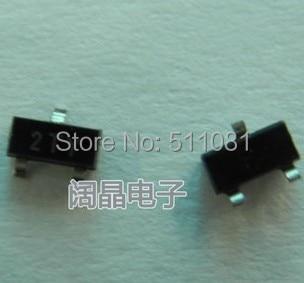 100 PCS SMD S8550 2TY CHIP de Transistor PNP SOT-23 TRANSISTOR