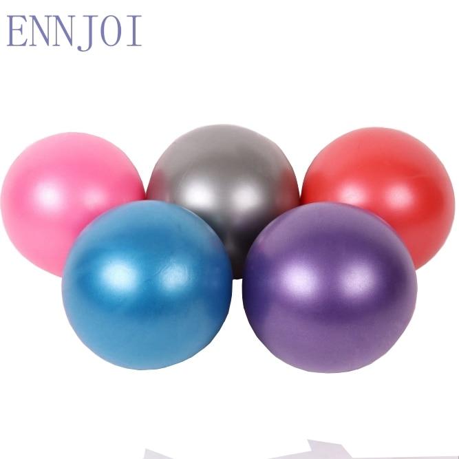 NEW 5 Colors 25cm Diameter Smooth Mini Yoga Pilates Balls Slim Legs Straight Back Fitness Balls Point Massage Balls