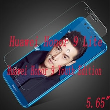 2PCS Tempered Glass 9H Explosion-proof Protective Film Screen Protector mobile phone for Huawei Hono