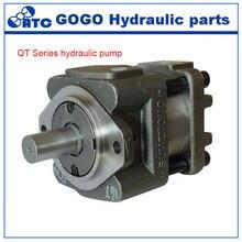 QT of QT31 QT33 QT41,QT51,QT61,QT22,QT32,QT42,Qt Hydraulic Rotary Gear Pump Inner Internal Gear Pump For Servo System Injection