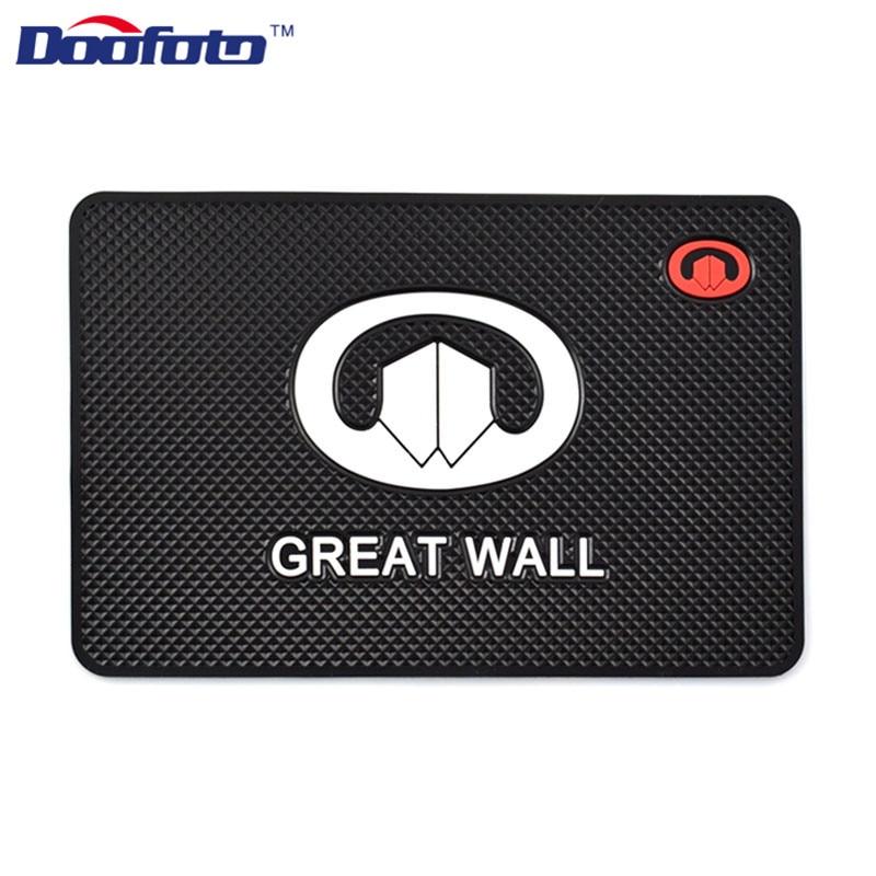 Doofato, diseño de coche, carcasa de tapete para Greatwall Hover H5 H6 Great Wall CUV H3 A21 M2 C50, pegatinas para coche, accesorios, diseño de coche