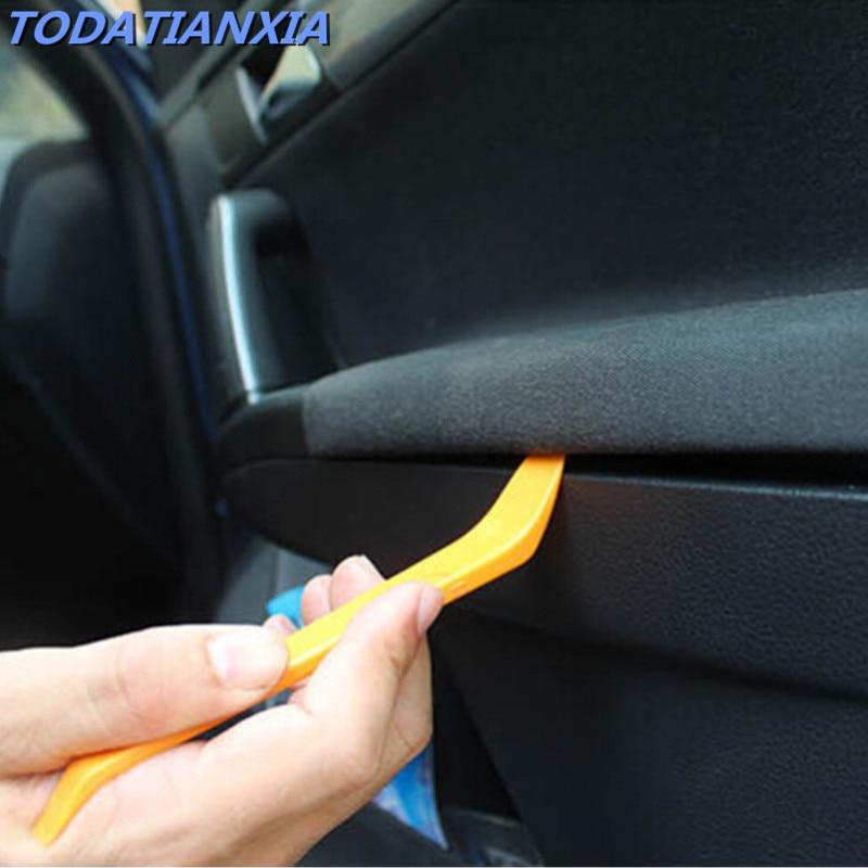 Car audio removal tool auto Accessories FOR dacia alfa romeo giulietta megane 2 citroen c4 picasso golf 5 peugeot rifter