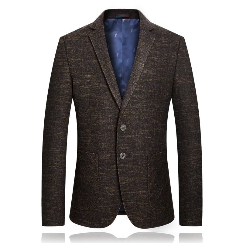 Chaqueta Casual para Hombre, chaqueta Formal para Hombre, ropa Vintage de lujo para Hombre, chaqueta Casual para Hombre, chaqueta de calle de otoño J9