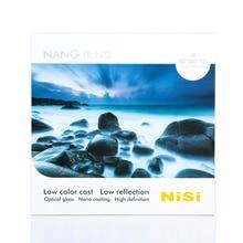 Filtre à densité neutre Nisi 100x100mm Nano IR Big Stoper-ND1000 (3.0)-10 Stop