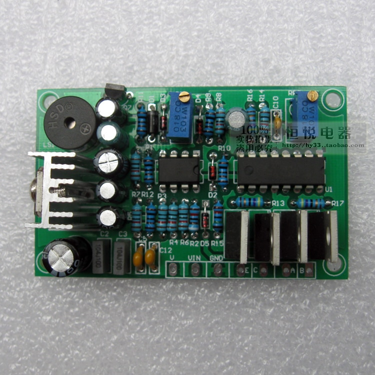 Tarjeta de controlador inversor SG3525 12V 24V con protección