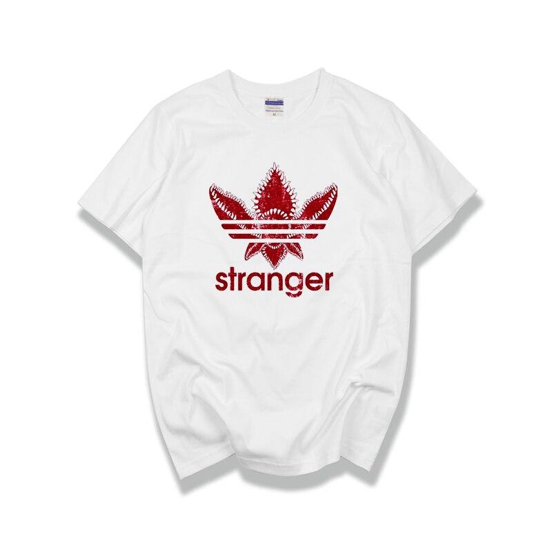 STRANGER THINGS Eleven Monster Camiseta de manga corta divertida novedad camiseta Hipster Cool camiseta algodón Jersey Joggers Geek camiseta superior