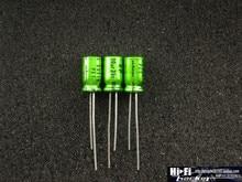 10pcs/30pcs nichicon MUSE ES 10uF/35V non-polar audio electrolytic capacitor super capacitor 6x12 FREE SHIPPING