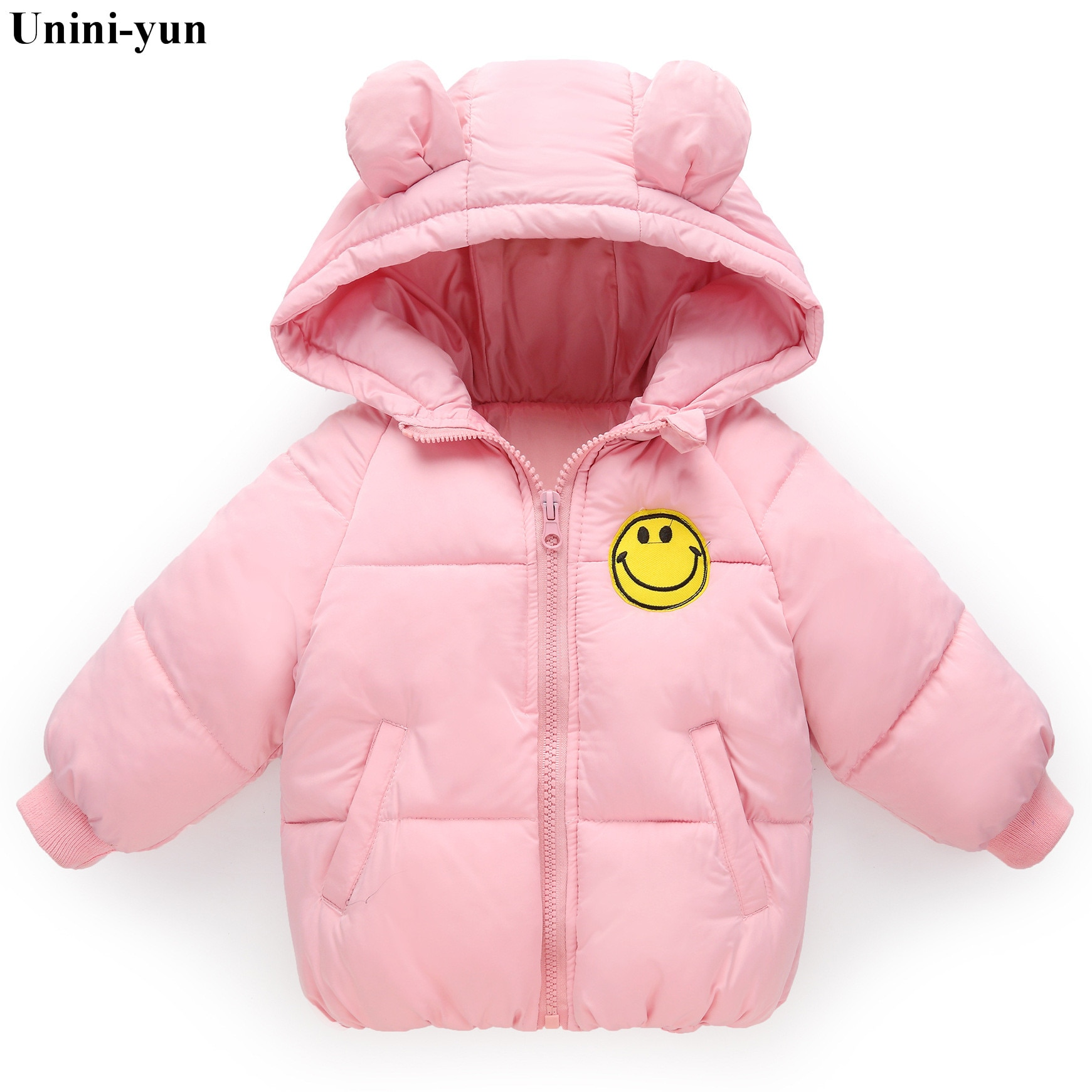 Chaqueta de invierno para niñas, chaqueta acolchada para niñas, chaqueta gruesa para niños, abrigo cálido para niños, parka para bebés, ropa acolchada de algodón