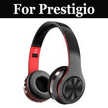 Bluetooth 4.1 Stereo Headset Wireless Headphone For Prestigio Grace P5 M5 P7 S5 S7 LTE Z3 Z5 Muze A5 A7 B5 J3 K5 G3 C7 X5 LTE B3