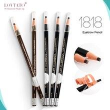 Waterproof Microblading Eyebrow Peel-off Pencil Permanent Makeup Tools Eyebrow Pencil Cosmetics Pen Easy To Wear Beauty Make Up