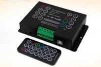 BC-380-6A LED RGB controller - 6A*3ch 12V 220W for wash wall RGB controller