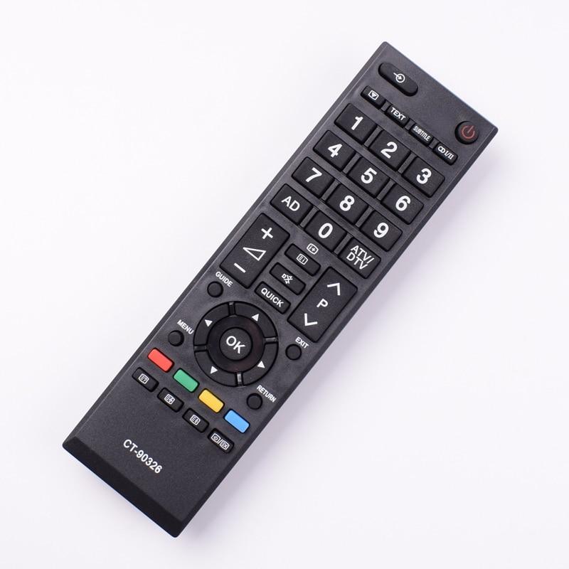 CT-90326 пульт дистанционного управления Smart TV для TOSHIBA TV, CT 90326 CT-90380 CT-90336 CT-90351