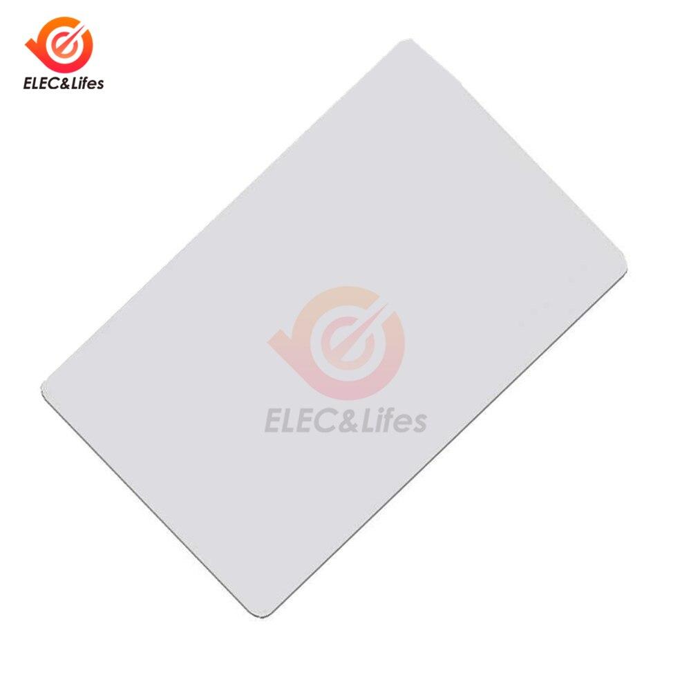 5 uds. UID variable Sector 0 bloque 0 escribible 13,56 Mhz RFID proximidad tarjeta inteligente