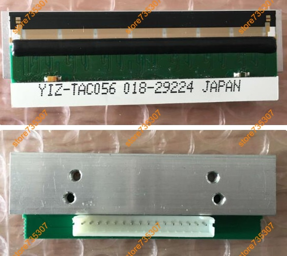 Nuevo digi sm300 cabezal de impresión de 16 pines cabezal de impresión térmica zócalo único para báscula código de barras sm-300