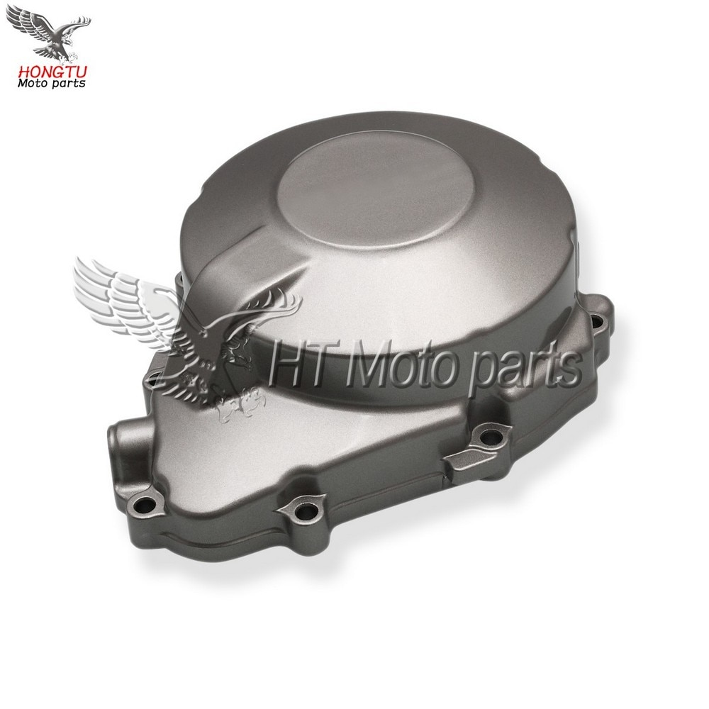 La motocicleta de aluminio cubierta de estator de motor del cárter del cigüeñal del motor de la cubierta lateral para Honda CB600 Hornet 600, 1998-2006