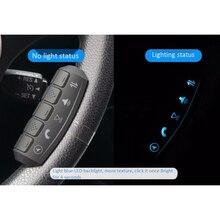 Универсальный Автомобильный руль кнопки дистанционного управления использовать автомобильное радио Android Dvd Gps плеер Многофункциональный беспроводной контроллер