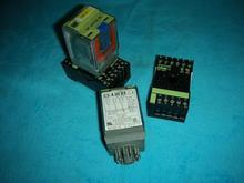 RELECO-relais Original espagnol 1 pièce   RELECO, relais, avec base